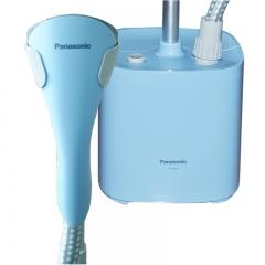 松下(Panasonic)挂烫机家用 NI-GSE040 立式蒸汽熨斗熨烫衣服小型单杆挂式