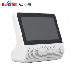 小度智能屏X6小度在家X6智能音箱百度蓝牙音响AI语音助手红色 白色