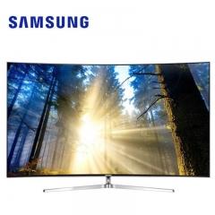 三星电视(SAMSUNG)UA65KS9800JXXZ 65英寸 量子点4K超高清曲面智能电视