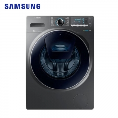 三星洗衣机(SAMSUNG)WW90K7415OX/SC 9公斤 智能变频滚筒洗衣机(钛晶灰)