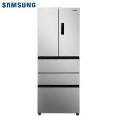 三星冰箱(SAMSUNG) BCD-402DTISE1 450升变频多开门冰箱(不锈钢银)