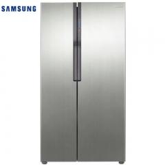 三星冰箱(SAMSUNG)RS55K4000SA/SC 542升变频电脑控温风冷无霜对开门冰箱