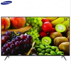 三星电视机(SAMSUNG)UA55NU6500JXXZ 55英寸4K智能超清超窄边框超薄液晶电视机