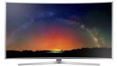 三星电视UA65JS9800JXXZ 65英寸 4K超高清 劲速8核 曲面3D智能网络量子点电视