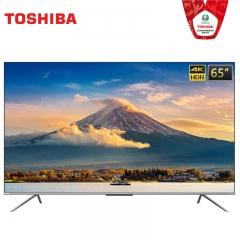 东芝电视 65Z740F 65英寸4K超高清语音无边全面屏超薄机身智能电视