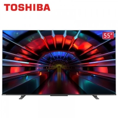 东芝电视 55Z670KF 65英寸4K超高清语音电视机无边全面屏超薄机身智能