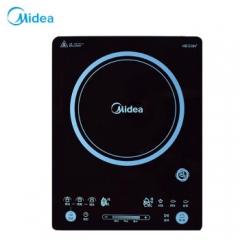 美的(Midea)电磁炉 RH2275 家用2200W功率池电磁炉匀火触摸速热爆炒