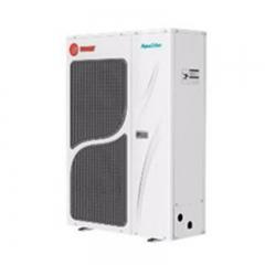 美国特灵中央空调水系统AquaKool空调地暖两联供主机专业设计施工