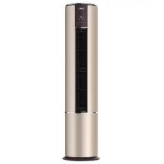 长虹空调 KFR-72LW/Q3B 3匹 柜机 空调 变频 一级 冷暖 香槟金