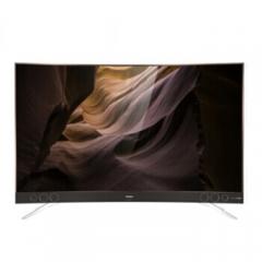 康佳电视(KONKA) LED65A1C 55英寸 4K超薄 窄边框 智能彩电 一体化成型