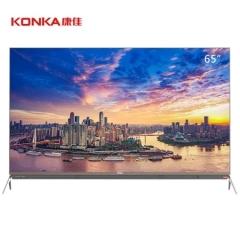 康佳电视 LED65R1 65英寸  第一代变频电视 玩游戏唱歌 超薄