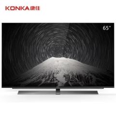 康佳电视LED65A3     JBL音响,全面屏AI人工智能,3G+32G,远场语音液晶电视