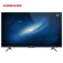 康佳电视LED43C1 43英寸 全高清电视,智能电视,黄岗教育