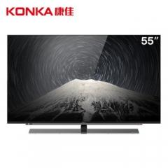 康佳电视LED55A3     JBL音响,全面屏AI人工智能,3G+32G,远场语音液晶电视