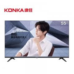 康佳电视LED55X2     超薄无边框4K网络电视