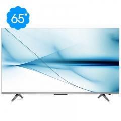 康佳电视(KONKA)F2系列 LED65F2 4K高清全面屏 大内存AI语音平板液晶智能电视