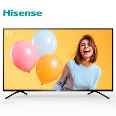海信电视(Hisense)HZ43A55 43英寸 4K HDR 超薄机身 AI人工智能电视