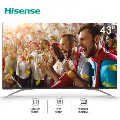海信电视(Hisense)超高清4K 液晶电视 HZ43U7N HDR 43英寸超薄平板电视机