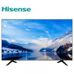 海信电视(Hisense)H55E3A 55英寸 超高清4K HDR 金属背板 人工智能液晶电视机