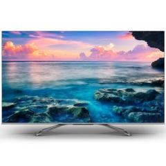 海信电视(hisense) HZ55U7E 55英寸 4K 智能 极地银 ULED 全面屏 电视