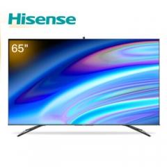 海信电视65U7F 65英寸 ULED超画质百级全阵列背光分区悬浮屏社交电视